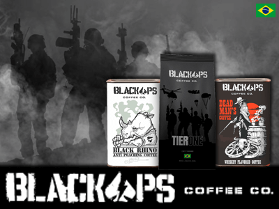 BlackOps Coffee