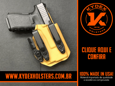 Kydex Holsters 1616